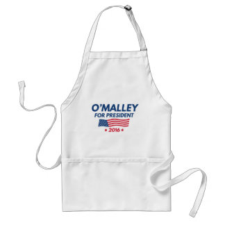 O'Malley For President Adult Apron