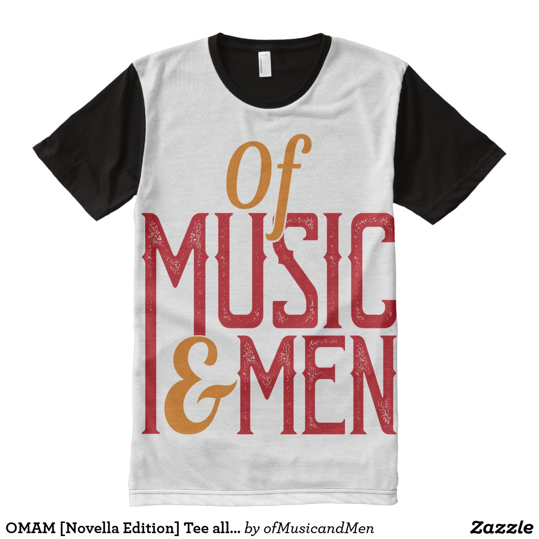 OMAM [Novella Edition] Tee all over