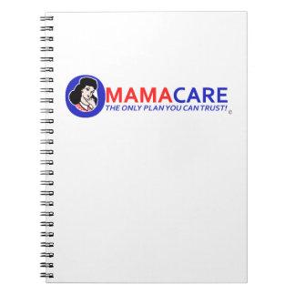 Omamacare Cuadernos