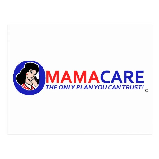 Omamacare Postales