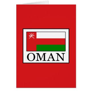 Oman Card