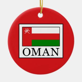 Oman Ceramic Ornament