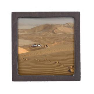 Omán, desierto de Khali del Al de la frotación, co Cajas De Regalo De Calidad