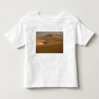 Omán, desierto de Khali del Al de la frotación, Playera De Niño