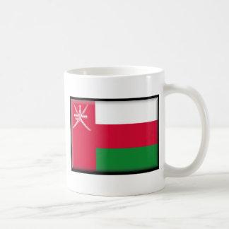Oman Flag Classic White Coffee Mug