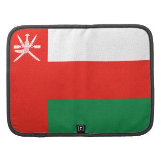 Oman Flag Folio Organizer