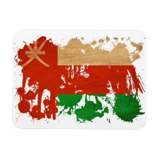 Oman Flag Magnet