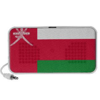 Oman Flag Notebook Speaker