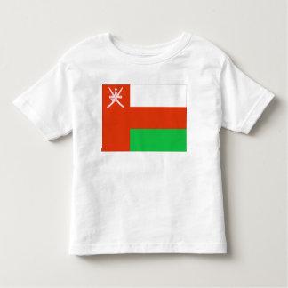 Oman Flag Tee Shirt