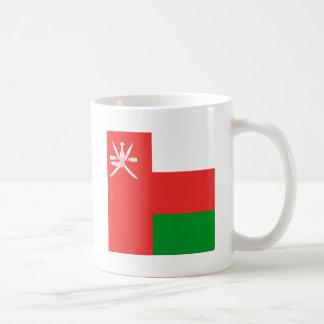 Oman High quality Flag Classic White Coffee Mug
