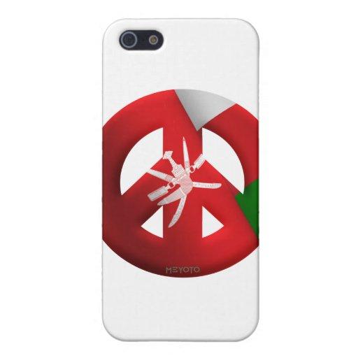 Omán iPhone 5 Protector