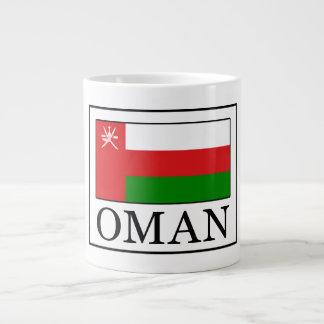 Oman Large Coffee Mug