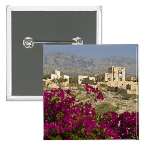 Omán, montañas occidentales de Hajar, Al Hamra. Ci Pin Cuadrado