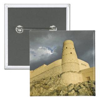 Omán, montañas occidentales de Hajar, Bahla. Fuert Pins