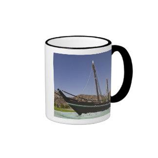 Oman, Muscat, Al Bustan. Al Bustan Roundabout, Ringer Coffee Mug