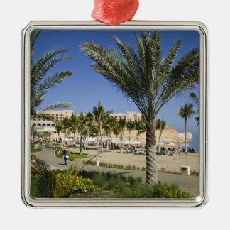 Oman, Muscat, Al, Jissah. Shangri, La Barr Al, Metal Ornament