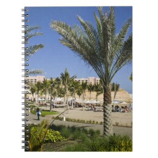 Oman, Muscat, Al, Jissah. Shangri, La Barr Al, Spiral Note Books