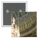 Omán, Muscat, mezquita de Qaboos del sultán Pin