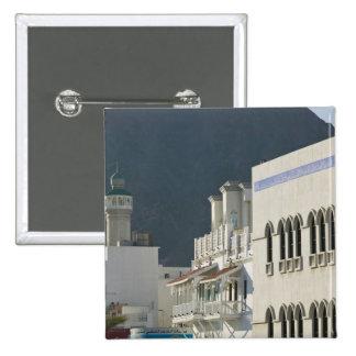 Omán, Muscat, Mutrah. Mezquita de Mutrah Corniche  Pins