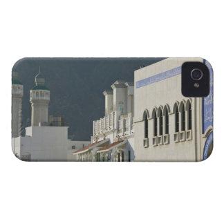 Oman, Muscat, Mutrah. Mutrah Corniche Mosque and Case-Mate iPhone 4 Case