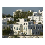 Oman, Muscat, Qurm. Buildings of Qurm Area / Post Cards