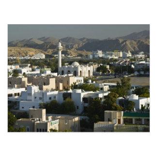 Omán, Muscat, Qurm. Edificios del área/2 de Qurm Postales