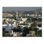 Omán, Muscat, Qurm. Edificios del área/2 de Qurm Tarjetas Postales