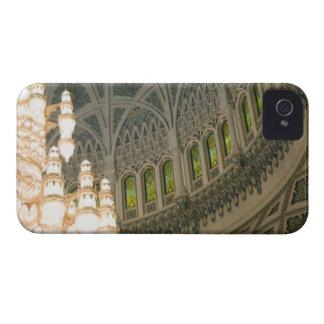 Oman, Muscat, Sultan Qaboos mosque Case-Mate iPhone 4 Case