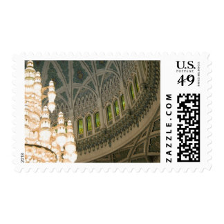 Oman, Muscat, Sultan Qaboos mosque Stamps