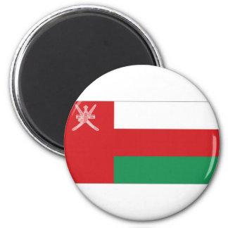 Oman National Flag Fridge Magnets