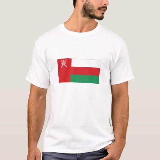 Oman National Flag T-Shirt