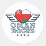 Omán oscila v2 etiquetas
