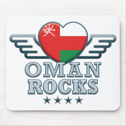 Omán oscila v2 tapetes de raton