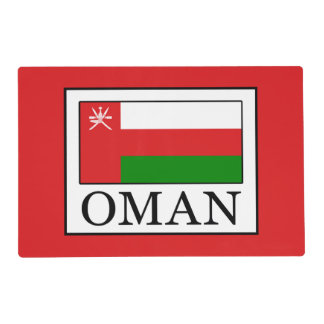 Oman Placemat