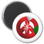 Oman Refrigerator Magnets