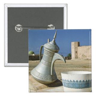 Omán, región de Dhofar, Mirbat. Garrafa grande del Pin
