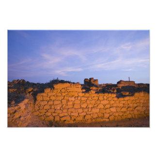 Omán región de Dhofar Salalah Al Baleed Impresión Fotográfica