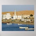 Omán, región de Sharqiya, Sur. Ciudad de Ayajh, os Impresiones