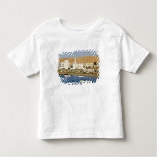 Oman, Sharqiya Region, Sur. Ayajh Town, Dusk T Shirt
