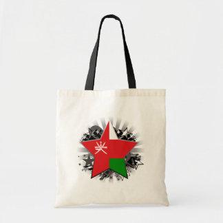 Oman Star Budget Tote Bag