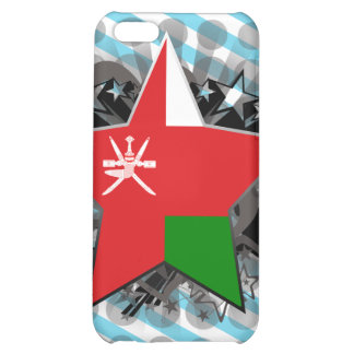 Oman Star Case For iPhone 5C