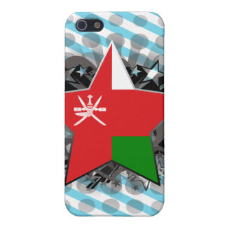 Oman Star Covers For iPhone 5