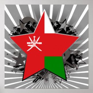Oman Star Poster