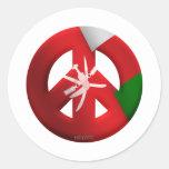 Oman Sticker