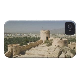 Oman, The Batinah Plain, Nakhal. Nakhal Fort, at iPhone 4 Cover