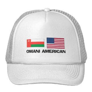 Omani American Hat