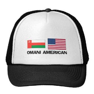Omani American Mesh Hats