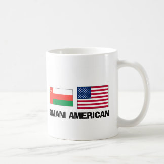Omani American Mugs
