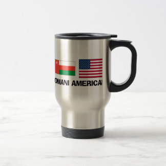 Omani American Mug