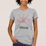 Omani Emblem Shirts